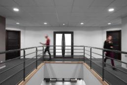 Photographie type architecture d'un hall